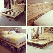 Timber Bedroom Furniture by Get 20 Recycled Timber Furniture Ideas On Pinterest Without