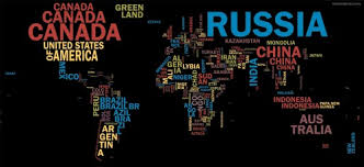 world map image with country names hd world map with country name