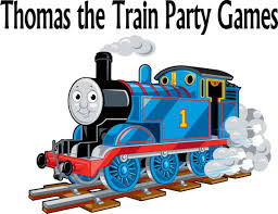 thomas the train birthday party games ideas and printables