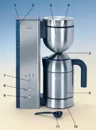 designer kaffeemaschinen de bosch tka8sl1 kaffeemaschine 8 t solitaire