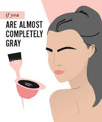 what is the best way to cover gray hair bellatory if you have more grays than colored hair gray hair hacks 5