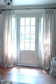 Hallway Door Curtains Exterior Door Curtains Door Shade Via Curtains For