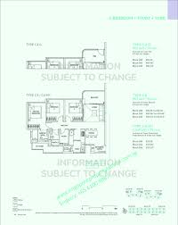 north park residences floor plan rivercove residences anchorvale lane ec by hoi hup realty