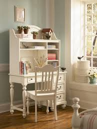 Antique White Desk With Hutch Antique White Writing Desk Freedom To