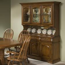Dining Room Table And China Cabinet by Intercon Classic Oak 60