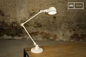 Jielde Floor L Ivory Jieldé Signal Desk L Model Pib