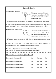year 4 5 problem solving differentiated worksheets by