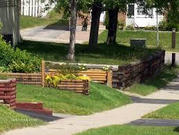 cost to rebuild retaining wall alternatives diy front yard