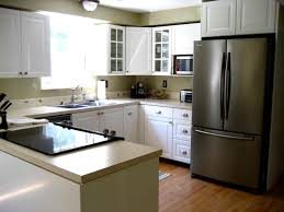 White Kitchen Cabinets Design Grey Kitchen Cabinets Pictures Brown Fabric Skin Sofa Seat White