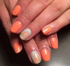 coral reef nail art inspiration straight from instagram livingly