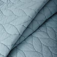 Coverlets And Quilts On Sale Braided Quilt Shams West Elm