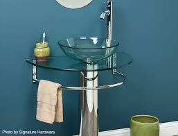 Bathroom Sinks With Pedestals 9 Small Bathroom Storage Ideas You Can U0027t Afford To Overlook