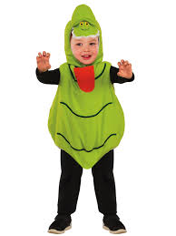 Ghostbusters Halloween Costumes Ghostbusters Slimer Ez Romper Costume Toddler Wholesale
