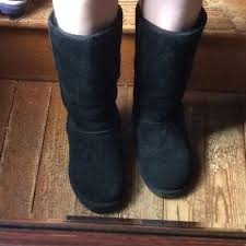 womens paw boots size 11 80 bearpaw boots black womens paws size 11 from liz s