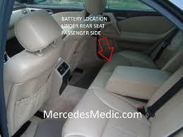 mercedes 2002 e320 how to replace car battery e320 e430 e55 w210 1996 2002 diy
