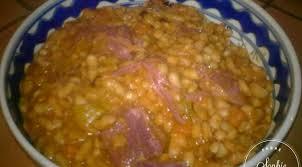 cuisiner palette demi sel palette de porc de plein air demi sel aux haricots lingots la