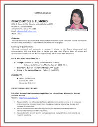 interview resume format for freshers cv format job interview resume formats2 yralaska com