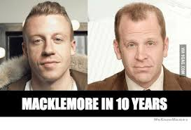 Macklemore Meme - macklemore in 10 years we know macklemore meme on me me