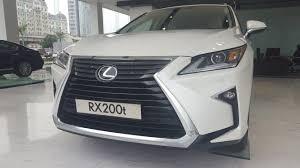 lexus rx200t vs rx350 lexus rx200t hậu duệ xứng tầm của rx350 lexus hà nội