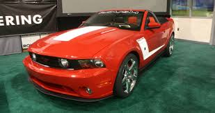 2010 roush mustang specs 2010 roush 427r mustang unveiled to the