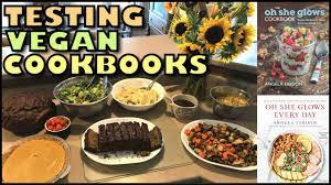 testing vegan cookbooks oh she glows fall edition