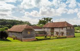a stunning courtyard style barn conversion united kingdom luxury