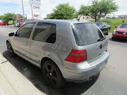 2003 used volkswagen golf gti at the internet car lot serving