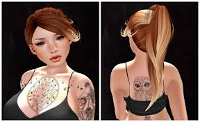 free hairstyle at exile sl