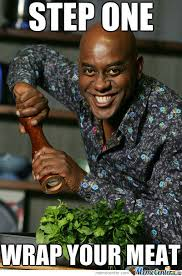 Ainsley Harriott Meme - ainsley harriot is coming for you by mr toasty meme center