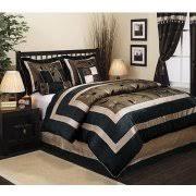 King Black Comforter Set King Comforter Set