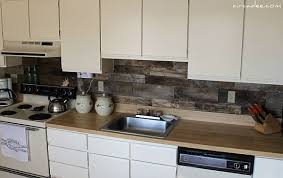 cheap kitchen backsplash alternatives top 20 diy kitchen backsplash ideas