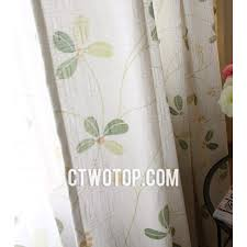 Country Rustic Curtains And Green Leaf Fresh Country Rustic Cheap Modern Curtains