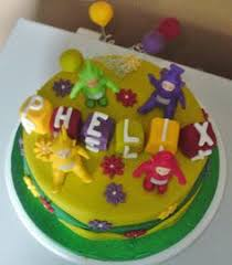 teletubbies cake my cakes pinterest