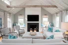 Coastal Accent Chairs Beach Style Living Room Ideas Living Room Beach Style With Woven