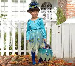 Child Peacock Halloween Costume 7 8 Pottery Barn Kids Peacock Tutu Halloween Costume Treat Bag 4