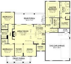 Corner Lot Duplex Plans Park Lane House Plan U2013 House Plan Zone