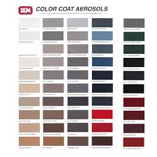 colorcoat color card