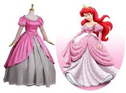 Princess Ariel Halloween Costume Popular Princess Ariel Halloween Costume Buy Cheap Princess Ariel