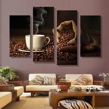 aliexpress com buy turkish coffee art deco oil canvas painting