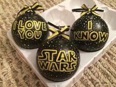 diy wars ornaments a pumpkin and a princess celebrate