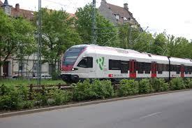 Basel Bad Bf Bahnstrecke Basel U2013zell