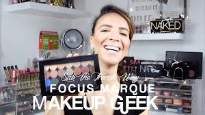 club makeup makeup geek focus marque i makeup geek youtube