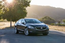 buick introduces all new 2017 lacrosse