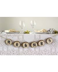 mr mrs sign for wedding table memorial day bargains on mr mrs sign mr and mrs banner mr and