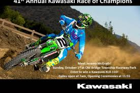 65cc motocross bikes for sale 41st annual kawasaki race of champions this weekend racer x online