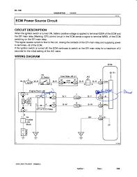 2002 land cruiser ecu fuel pump efi main relay toyota ecm jump