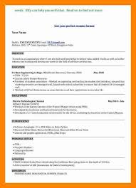 Mba Resume Example 9 Mba Student Resume Sample New Hope Stream Wood
