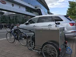 porsche bicycle car chargery linkedin