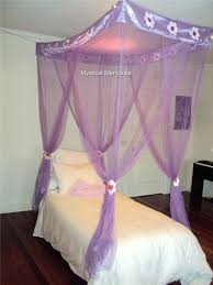 Curtains For Canopy Bed Frame 4 Post Canopy U2013 Affordinsurrates Com