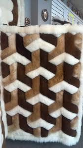 100 peruvian alpaca fur skin rugs inca u0027s inc factory store